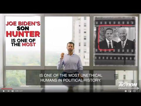 Donald Trump Jr On Hunter Biden