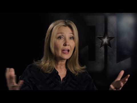 Justice League - Interview with Deborah Snyder