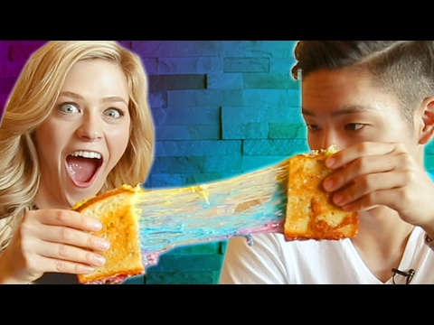 Thumbnail: Are These Instagram Foods Actually Tasty?