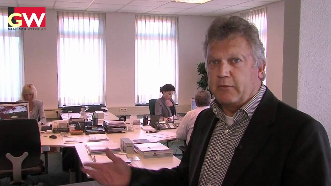Goedemorgen Met Directeur Jan Ceelen Over Amstel Graphics - Youtube