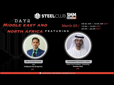 Middle East and North Africa Steel Market Overview Q1 2021