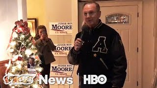 Roy Moore Watched Football Instead Of Campaigning This Weekend (HBO)