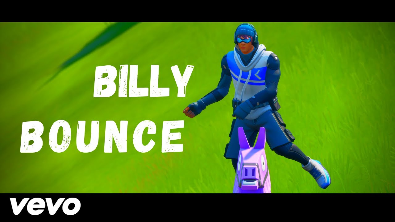 BILLY BOUNCE- Remix (Official Fortnite Music Video)