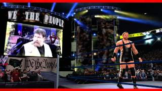 Jack Swagger WWE 2K14 Entrance and Finisher (Official)