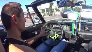"""Обзор-Тестдрайв Fiat X1/9 Bertone Classic Italian sports car Тачка С """"Алло Гараж""""а"""
