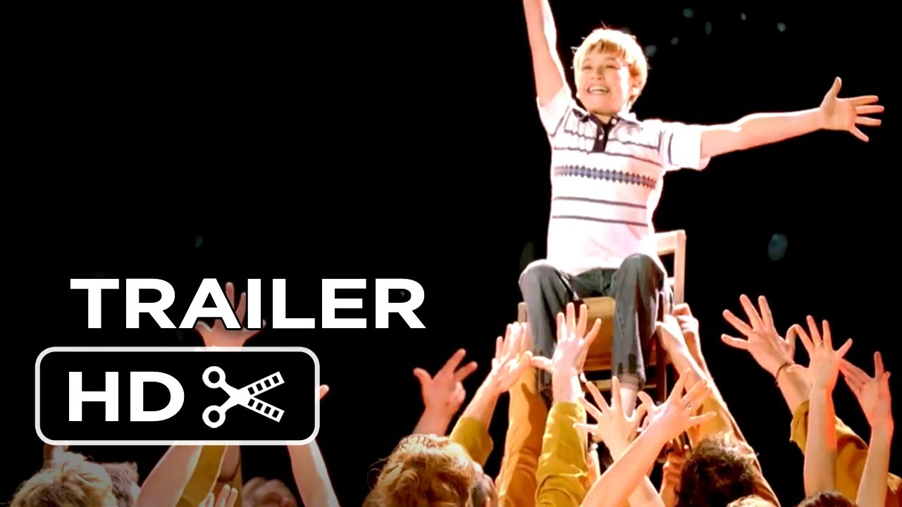 Billy Elliot The Musical Live Official Trailer (2014) - Broadway Musical Movie HD