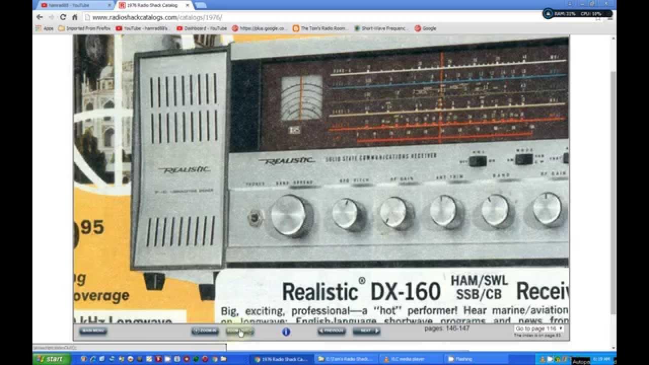TRRS #0723 - Radio Shack Catalogs Online - YouTube