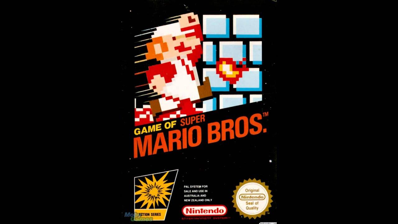 Super Mario Bros (NES) OST - Level Complete