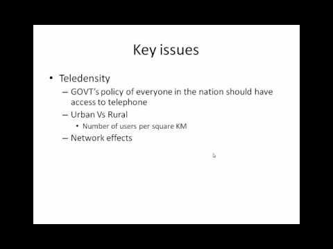 Telecom 2: Key issues of telecom operators in India