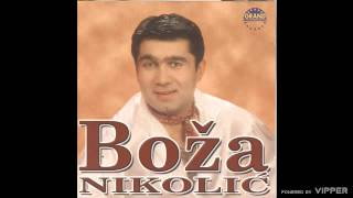 Download Boža Nikolić - Šta traži taj - (audio) - 1998 Grand Production Mp3
