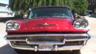 DeSoto 1958 Firedome biggest fins made