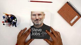 مراجعة كتاب Steve Jobs : The man who thought different