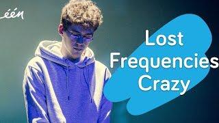 Lost Frequencies opent de MIA's met partyhit Crazy