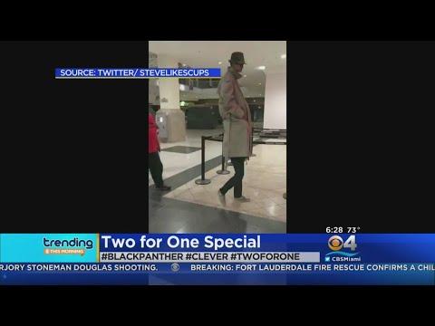 Trending: Movie Goer Tries For Two-For-One Special