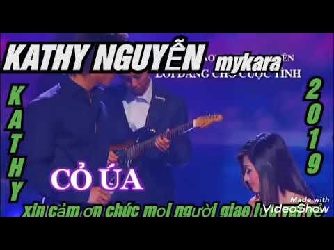 ☘️☘️☘️CỎ ÚA☘️☘️☘️Kathy Nguyễn ft