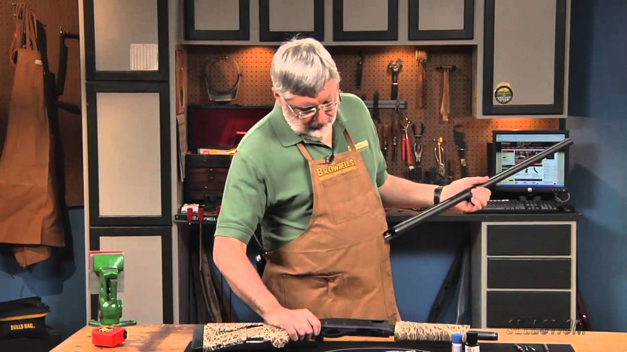 Installing a Mid Bead on Your Ventilated Rib Shotgun