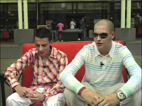 Lange Frans en Baas B 2006 interview (deel 1)