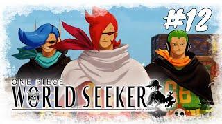Lets Play One Piece World Seeker #12 / Sanji´s Brüder, Die Germa 66 / Gameplay (PS4 Deutsch German)