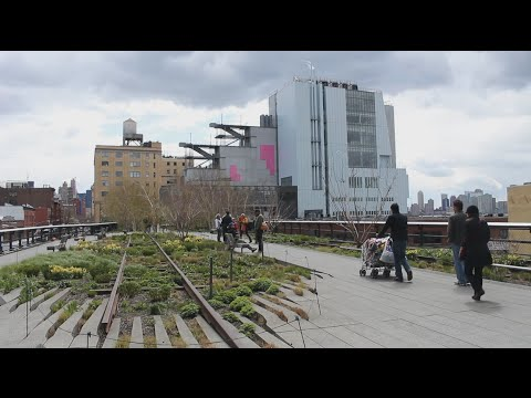Whitney Museum of American Art - New Building - Preview