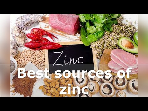 what are the best food sources for zinc and copper