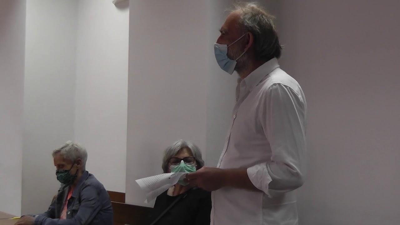 Pierwsza rozprawa pandemiczna - w sądzie wniosek policji za naruszenie art. 54 KW