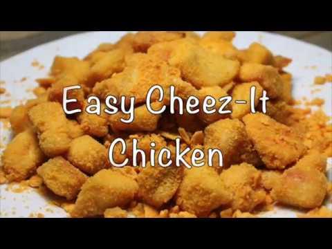 Cheez it Chicken