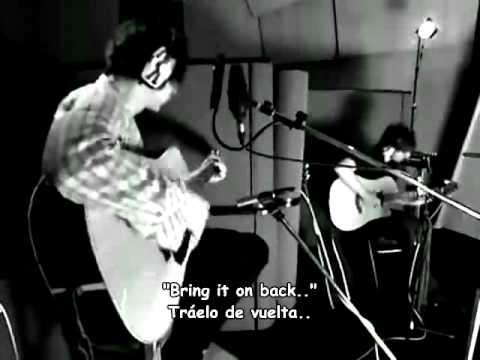 Jet - Bring It On Back - acoustic (español)