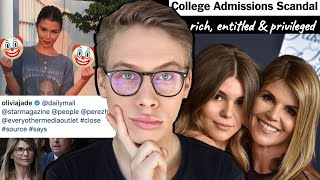 Olivia Jade Has Learnt Nothing From Her College Bribery Scandal