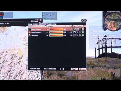 Fallen Earth MMO gameplay