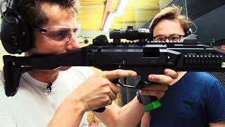 ON ESSAYE PLEIN D'ARMES DE GUERRE !! thumbnail