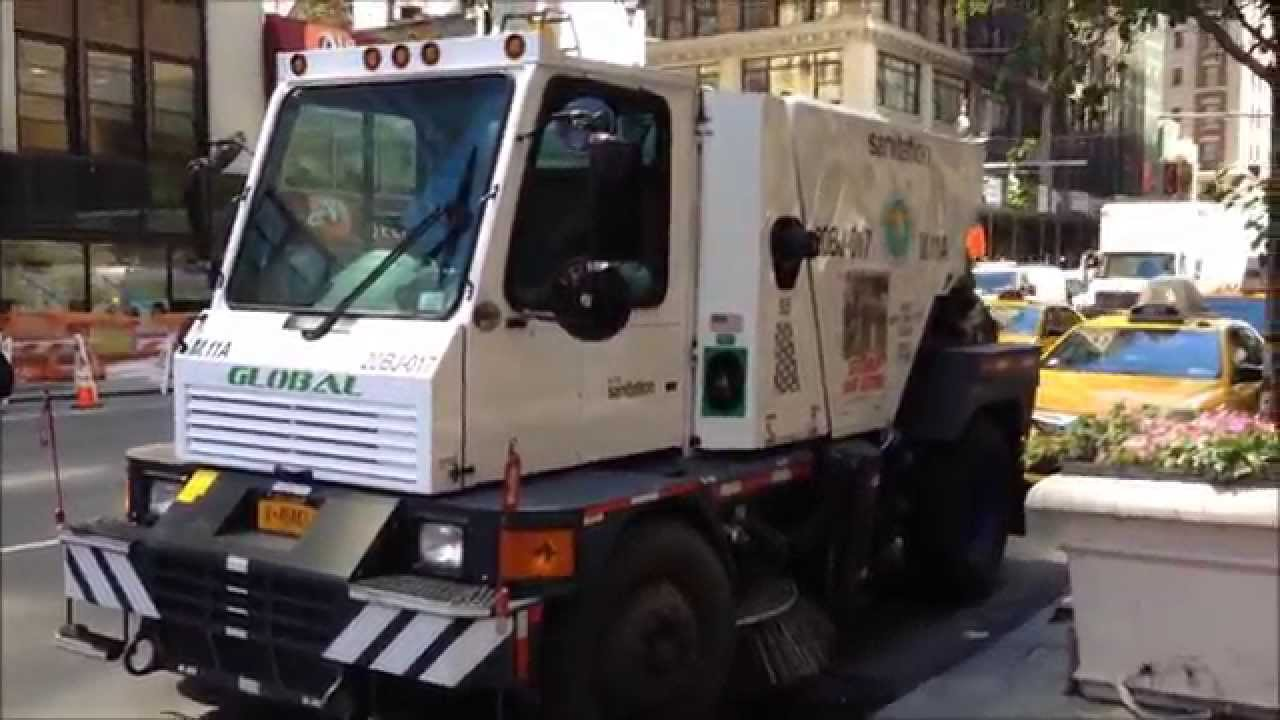 NEWEST DSNY NEW YORK CITY DEPARTMENT OF SANITATION STREET - Nyc street sweeping map