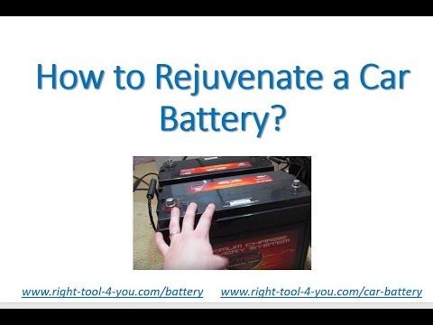Car Battery Rejuvenate