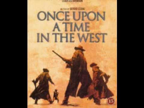Once Upon A Time In the West (soundtrack)- jill's theme