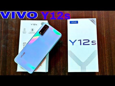 Vivo Y12s Unboxing    Camera    Fingerprint & Faceunlock    Price ?