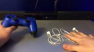 PS4 - Headset/Kopfhöhrer verwenden Tutorial