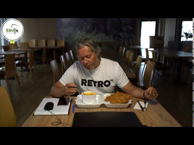 Profilváltás - Új Üzletág bevezetése - Válsághelyzetben - ÚjZöldfa Étterem Reklámfilm