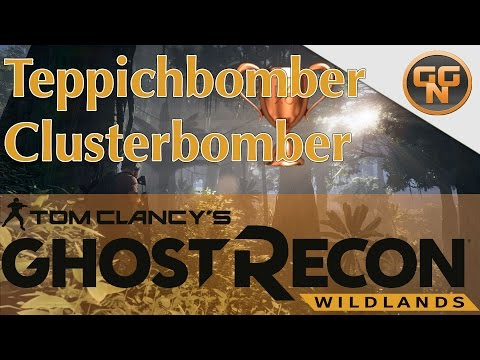 Ghost Recon Wildlands Guide: Teppichbomber - Cluster Bomber Trophy / Achievement Guide
