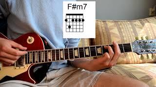King Krule - A Slide In (New Drugs) Guitar Lesson