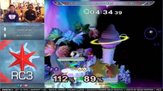 Rubicon 3 [10/10/15]: IPG | Kels (Sheik, Fox) vs. Duck (Samus)