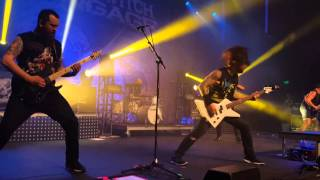 Killswitch Engage- Embrace The Journey... Upraised (Live)