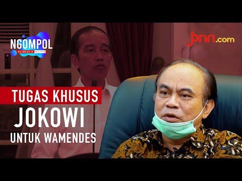 Terungkap! Tugas Khusus dari Jokowi untuk Wamendes Budi Arie