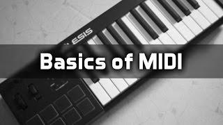 Download lagu Basics of MIDI MP3