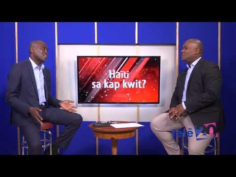HAITI SA KAP KWIT GUICHARD DORE 6 SEPTEMBRE 2018 fb