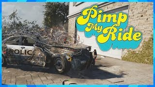 Pimp My Ride In Rainbow Six Siege