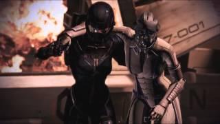 Mass Effect 3 - Дублированный трейлер