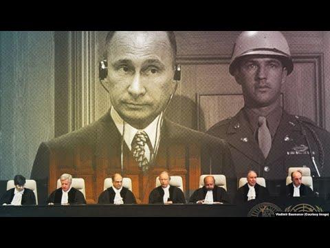 Готов ли Запад к Международному общественному трибуналу по преступлениям путинского режима. Дебаты