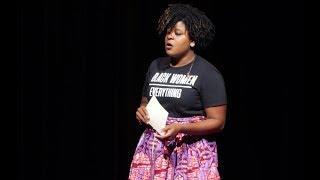 Black Women In Politics  | Jasmen Rogers-Shaw | TEDxSistrunk