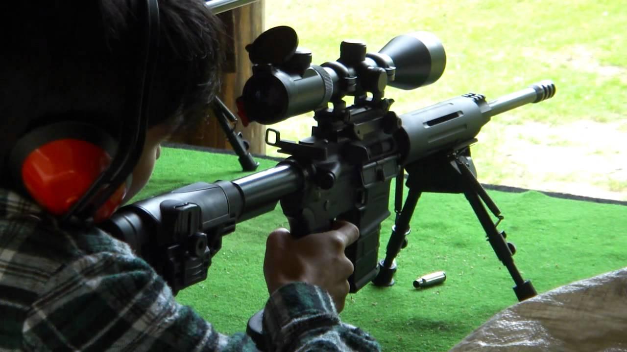 Ar15 Swat Sniper Youtube