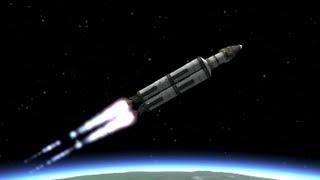 KSP 0.19 Tutorial #6 - Fuel Efficient Launch