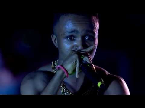 HUMBLESMITH LIVE PERFORMANCE AT ONE LAGOS BRAND LAUNCH 2016.